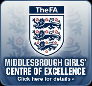 Middlesbrough Girls' Centre of Excellence